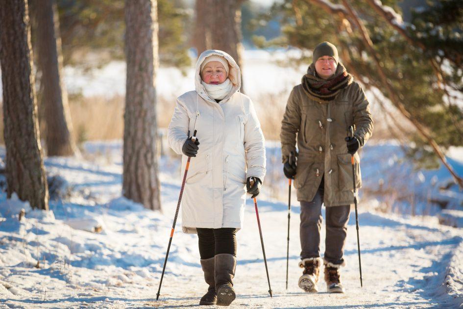 winter active