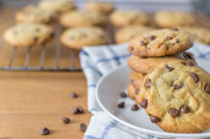 The Last Chocolate Chip Cookie Recipe You'll Ever Need