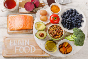 Five Foods To Boost Your Brain