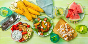 Tips for a Healthier Sizzle This Season