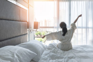 Get Better Sleep With the RISE-UP Method
