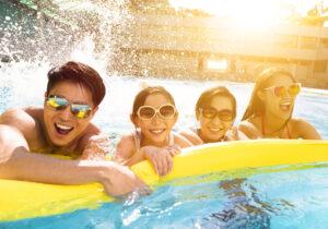 Fun Ways To Keep Cool on Hot Days